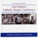 National Catholic Singles Conference (8 CD set)