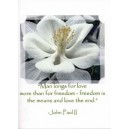 John Paul II Greeting Cards 6