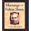 Mornings with Fulton Sheen - Compiled by Beverly C. Heirich