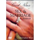 Good News About Sex and Marriage Seminar (DVD) - Christopher West