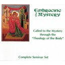 Embracing the Mystery Seminar: Called to the Mystery through the Theology of the Body (CD)